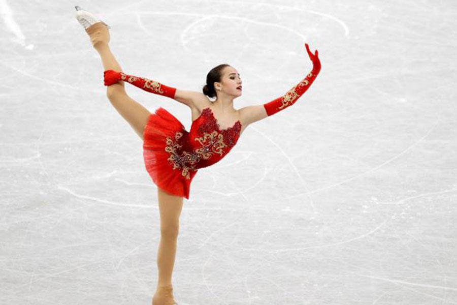 Russia's Zagitova takes gold in debut Grand Prix Final ...